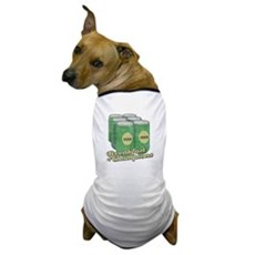 Beer Breakfast of Champions Dog T-Shirt