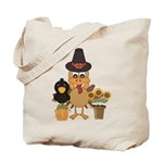 Thanksgiving Fall Shopping Bags