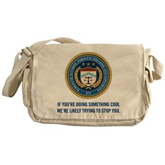 ATF Messenger Bag