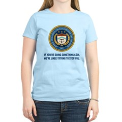 ATF Women's Light T-Shirt