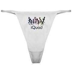 iQuad - Team Classic Thong