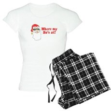 Where my Ho's at? Womens Light Pajamas