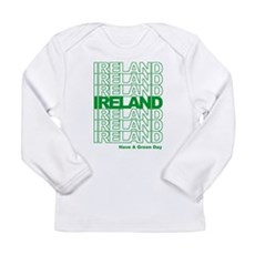 Have a Green Day Long Sleeve Infant T-Shirt