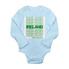 Have a Green Day Long Sleeve Infant Bodysuit