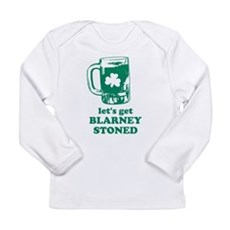 Let's Get Blarney Stoned Long Sleeve Infant T-Shir