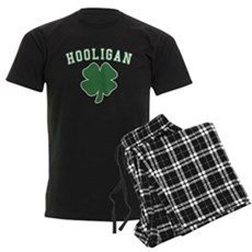 Irish Hooligan Mens Dark Pajamas