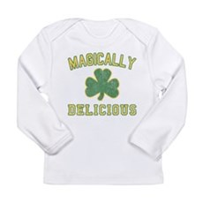 Magically Delicious Long Sleeve Infant T-Shirt