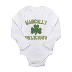 Magically Delicious Long Sleeve Infant Bodysuit