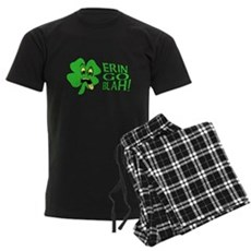 Erin Go Blah! Mens Dark Pajamas