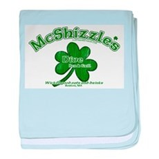 McShizzle's Dive Bar & Grill baby blanket