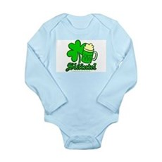 Sláinte! Long Sleeve Infant Bodysuit