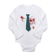 Zombie Hunter Long Sleeve Infant Bodysuit