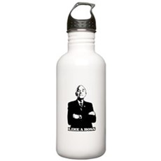 Ron Paul Like a Boss Stainless Water Bottle 1 Liter