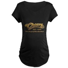 Cheers Maternity T-Shirt