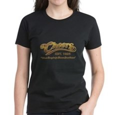 Cheers Womens T-Shirt