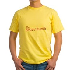 The Brady Bunch Yellow T-Shirt