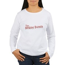 The Brady Bunch Womens Long Sleeve T-Shirt