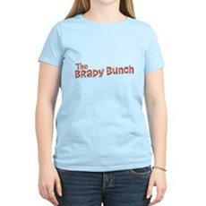 The Brady Bunch Womens Light T-Shirt