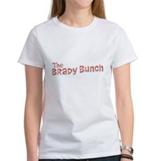 The Brady Bunch Womens T-Shirt