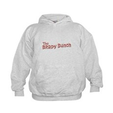 The Brady Bunch Kids Hoodie