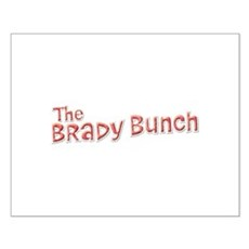 The Brady Bunch Small Poster