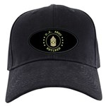 Retired Army CSM Black Cap