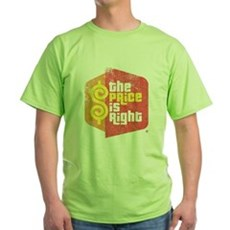 The Price Is Right Green T-Shirt