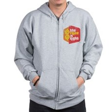 The Price Is Right Zip Hoodie