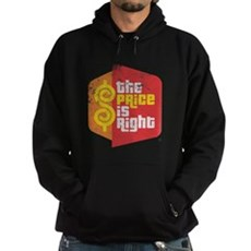 The Price Is Right Dark Hoodie