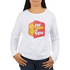 The Price Is Right Womens Long Sleeve T-Shirt