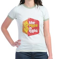 The Price Is Right Jr Ringer T-Shirt