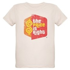 The Price Is Right Organic Kids T-Shirt