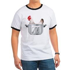 Chicken Pot Pi Ringer T