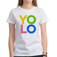 YOLO Womens T-Shirt