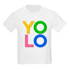 YOLO Kids Light T-Shirt