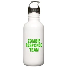 Zombie Response Team Stainless Water Bottle 1 Liter