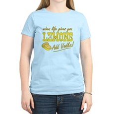 When Life Gives You Lemons Womens Light T-Shirt