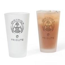 District 12 Tribute Drinking Glass