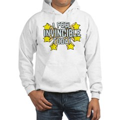 Stars of Invincibility Hooded Sweatshirt