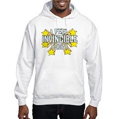 Stars of Invincibility Hooded Sweatshirt