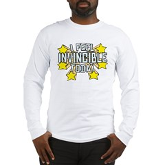 Stars of Invincibility Long Sleeve T-Shirt