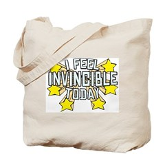 Stars of Invincibility Tote Bag
