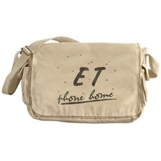 ET Phone Home Messenger Bag