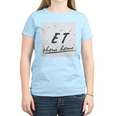 ET Phone Home Womens Light T-Shirt