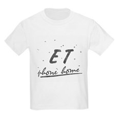 ET Phone Home Kids Light T-Shirt