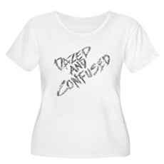 Dazed and Confused Womens Plus Size Scoop Neck T-
