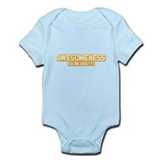 Awesomeness Infant Bodysuit