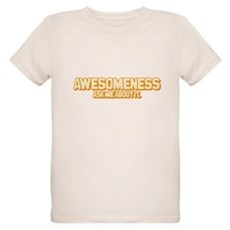 Awesomeness Organic Kids T-Shirt