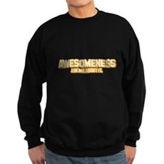 Awesomeness Dark Sweatshirt