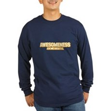 Awesomeness Long Sleeve T-Shirt